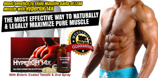 Best hormone booster - hypergh-14 - fitness report and reviews. Men's health