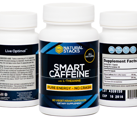 Smart_Caffeine_natural stacks reviews and results. Health and fitness