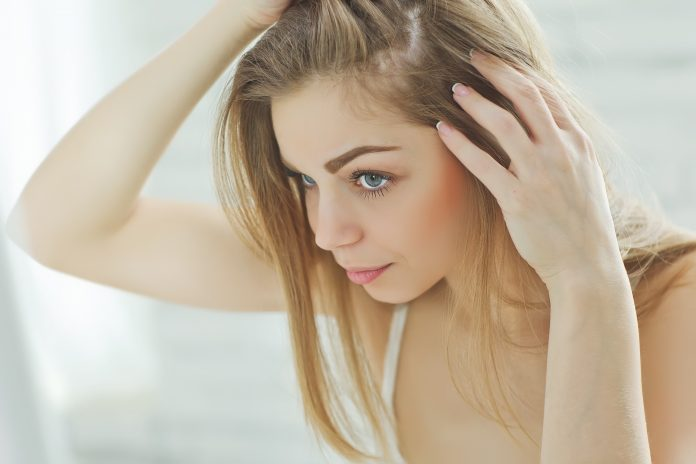 hair fall prevent healthy diets