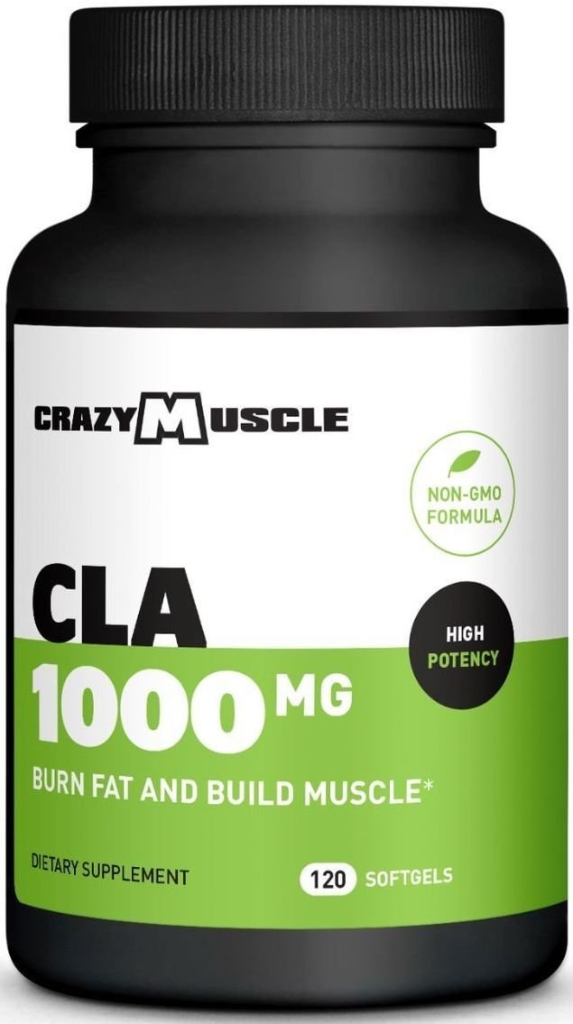 CLA Safflower Oil - (Shark Tank) Weight Loss Pills Muscles