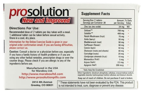 ingredients-of-prosolution-pills