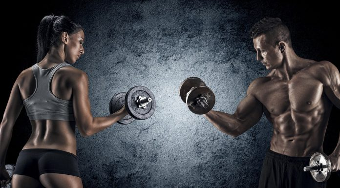 Myth About Muscle Building