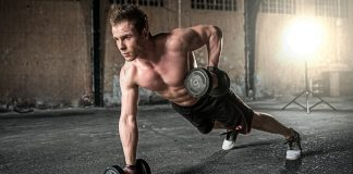 Pre-workout Bodybuilding