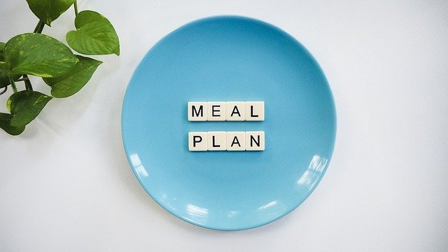 Vegan weight loss meal plan