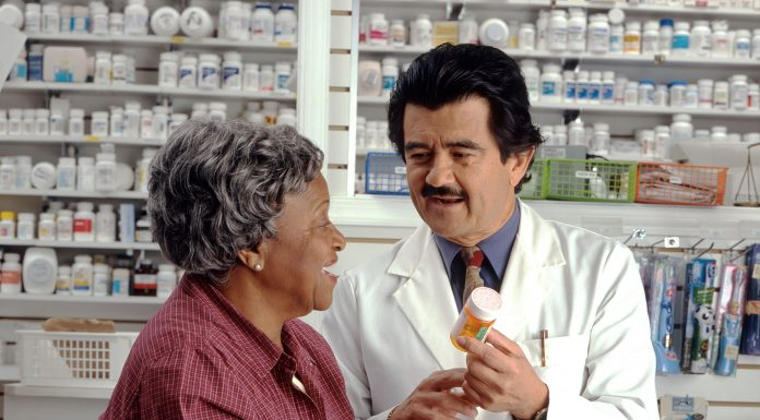 Dispensing medication-Photo by National-Cancer-Institute