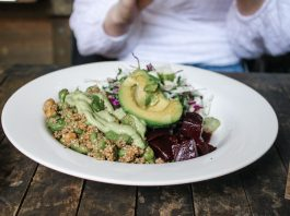 Vegan lunch ideas-Photo by Prudence Earl