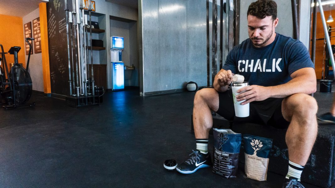 Workout Supplements-Photo by Lyfe-Fuel