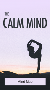Calm and composed