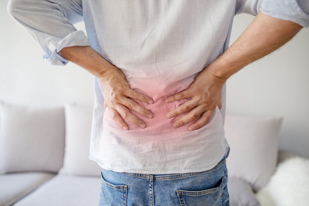 Back pain signs